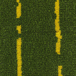 Pinestripe Green-Yellow 34 | Wall-to-wall carpets | Kasthall