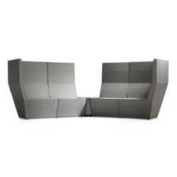 Area High | Modulare Sitzelemente | Lammhults