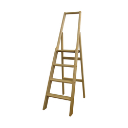 Step up step ladder | Bibliotheksleitern | Olby Design