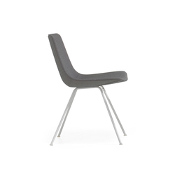 Comet Sport Chair | Visitors chairs / Side chairs | Lammhults