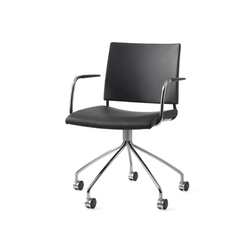 Spira Swivel Base | Visitors chairs / Side chairs | Lammhults