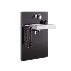 Geberit Monolith sanitary module for washbasins | Wash-basin taps | Geberit