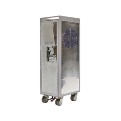 bordbar Pan Am edition rivet rocker | Service Trolleys / Tische | bordbar