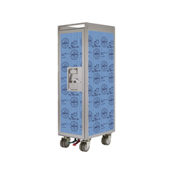 bordbar Pan Am edition stripes | Service Trolleys / Tische | bordbar