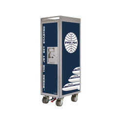 bordbar Pan Am edition wings | Trolleys | bordbar