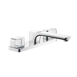 AXOR Urquiola 3-Hole Rim-Mounted Bath Mixer DN15 | Bath taps | AXOR