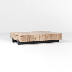 Beam coffee table | Lounge tables | Van Rossum