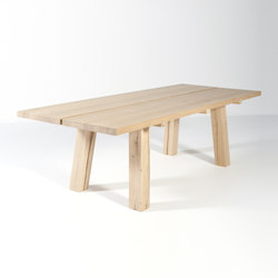 Woud dining table C | Tavoli da pranzo | Van Rossum