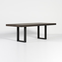 You dining table | Esstische | Van Rossum