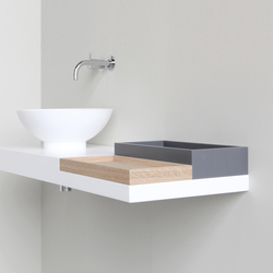 Basq boxes | Ablagen / Ablagenhalter | Not Only White B.V.