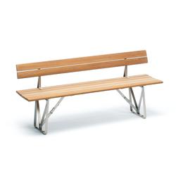 Balance Bench 180 | Garden benches | Weishäupl