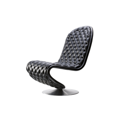 System 1-2-3 | Lounge Chair Deluxe | Poltrone lounge | Verpan