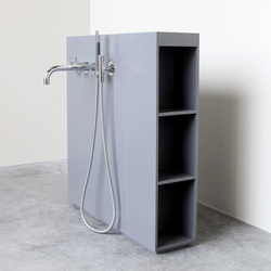 Verse bath element | Badregale | Not Only White B.V.