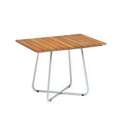 Balcony Foldable Table Teak | Dining tables | Weishäupl