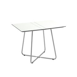 Balcony Foldable Table HPL | Dining tables | Weishäupl