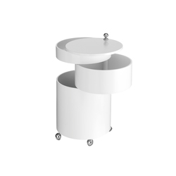 Barboy White | Table | Teewagen / Barwagen | Verpan