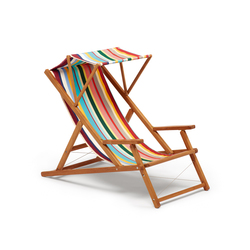 Cabin Sun Lounger | Tumbonas de jardín | Weishäupl