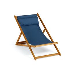 Cabin Basic Sun Lounger | Tumbonas de jardín | Weishäupl