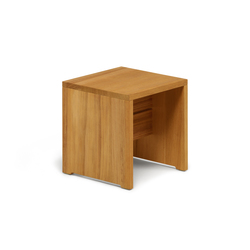 Chill Side Table small | Mesas auxiliares de jardín | Weishäupl