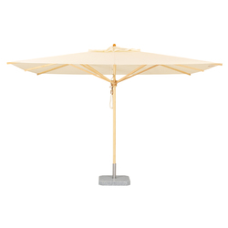 The Klassiker Umbrella Rectangular | Parasoles | Weishäupl