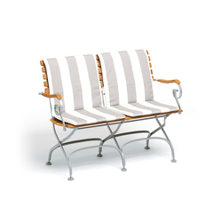 Classic Bench 2-Seater | Bancos | Weishäupl