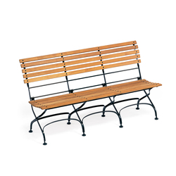 Classic Bench 3-Seater | Bancos | Weishäupl
