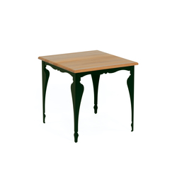 Classic Baroque Table 85 x 85 | Dining tables | Weishäupl