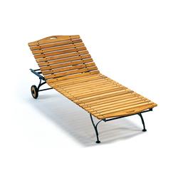 Classic Lounger | Sdraio da giardino | Weishäupl