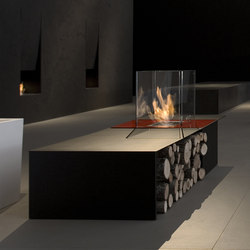 Drago | Ventless ethanol fires | antoniolupi