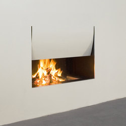 Il Canto Del Fuoco | Ventless ethanol fires | antoniolupi