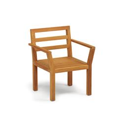 Hampton Armchair | Garden chairs | Weishäupl