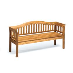 Victorian Bench 3-Seater | Garden benches | Weishäupl