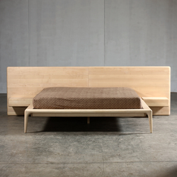 Latus Bed | Double beds | Artisan