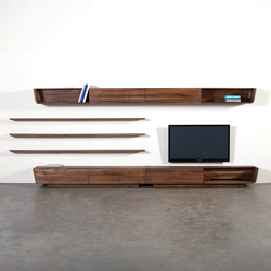 Latus modular system wall modules | Shelving | Artisan