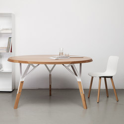 Stammtisch round | Tavoli ristorante | Quodes