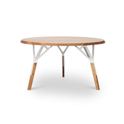 Stammtisch round table | Dining tables | Quodes