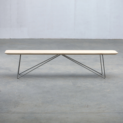 Linea Bench | Waiting area benches | Artisan