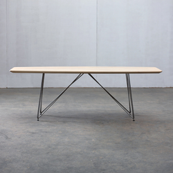 Linea Table | Tables de restaurant | Artisan