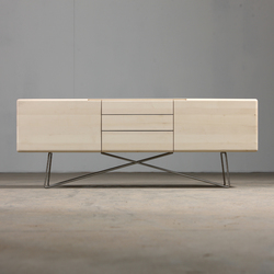 Linea Sideboard | Caissons | Artisan