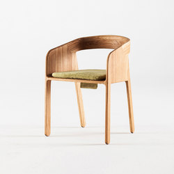 Malena Chair | Visitors chairs / Side chairs | Artisan
