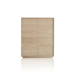 Basic Meuble 4 portes | Sideboards | Expormim