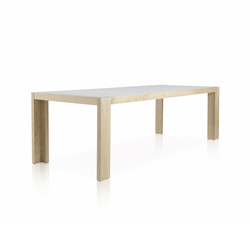 Traditional Rectangular dining table | Meeting room tables | Expormim