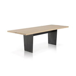 Slats Rectangular dining table | Meeting room tables | Expormim
