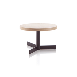 Trim Table basse ronde | Tables basses | Expormim