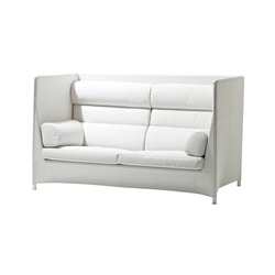 Diamond Highback Sofa | Gartensofas | Cane-line