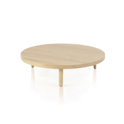Trio Table basse ronde | Tables basses | Expormim