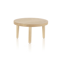 Trio Round coffee table | Lounge tables | Expormim
