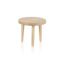 Trio Round coffee table | Side tables | Expormim