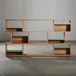 Sly H Shelf | Shelving | Artisan