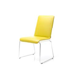 Rolf Benz SINUS | Visitors chairs / Side chairs | Rolf Benz